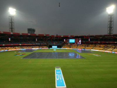 SRH vs RCB match called off due to rain