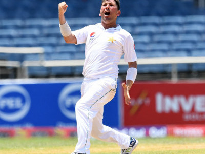 Yasir Shah spins Pakistan to victory over West Indies