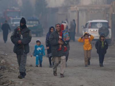 فغانستان میں سویلین ہلاکتوں میں کمی مگر خواتین کی ہلاکتوں میں اضافہ