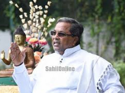 Siddaramaiah: State's concerns on drought funds ignored by Niti Aayog