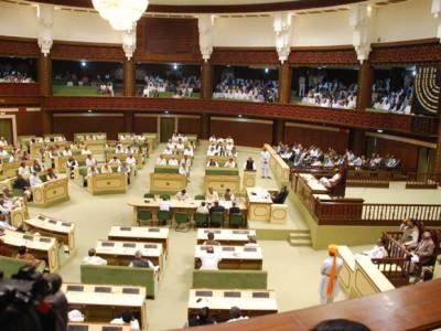 راجستھان اسمبلی میں ہنگامہ کرنے پر کانگریس کے 12سمیت 14ممبران اسمبلی معطل