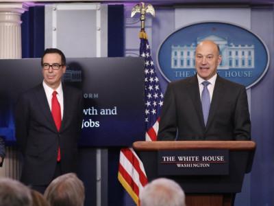 امریکا میں 'سب سے بڑی ٹیکس اصلاحات' کے منصوبے ٹھوس شکل اختیار کرتے ہوئے