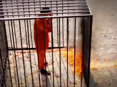 سیناء: مصری قبیلے نے داعشی کمانڈر کو زندہ جلا ڈالا