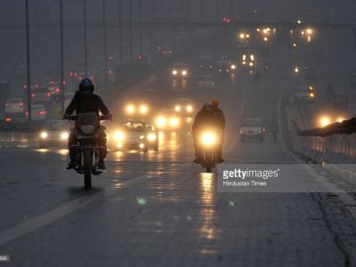 بارش سے شہریان کو راحت، بجلی گرنے سے دو اموات
