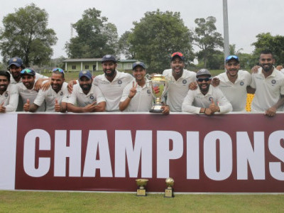 India complete series sweep with another emphatic win