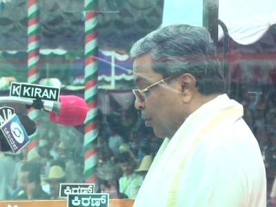 Imposition of language on state unconstitutional: Siddaramaiah