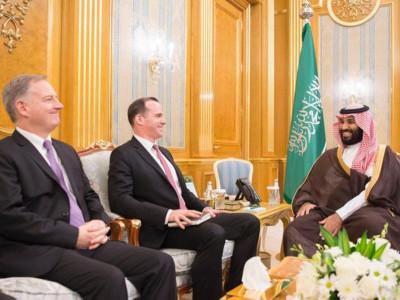یمنی ارکان پارلیمنٹ کی سعودی ولی عہد سے ملاقات، عرب اتحاد کی ستائش