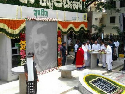 Rahul Gandhi launches 'Indira Canteen' in Bengaluru