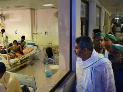 Inquiry blames firm for disrupting oxygen supply to Gorakhpur hospital