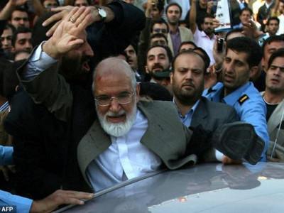 ایران کے اعتدال پسند لیڈر کی بھوک ہڑتال، ہسپتال منتقل