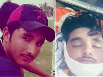 Pakistani cricketer Zubair Ahmed dies after being hit by a bouncer