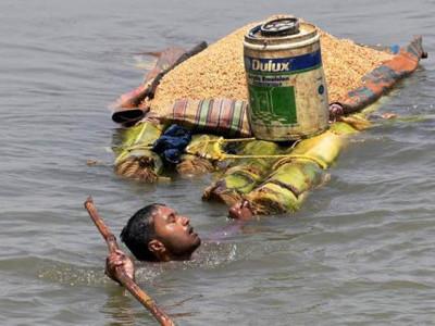 22  دنوں سے سیلاب کا قہرجھیل رہی ہے بہار کی عوام، لالونے نتیش کو بتایا ناکام؛ مرنے والوں کی تعداد بڑھ کر ہوگئی 119