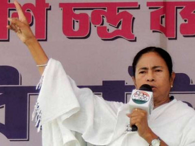 There will be regime change at Centre in 2019: Mamata