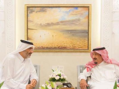 سعودی حج پروازوں کو دوحہ میں اترنے سے روکنے پر افسوس ہے،دوحہ عازمین حج کے سفر میں رکاوٹ نہ ڈالے:الشیخ عبداللہ آل ثانی
