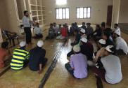 Bhatkal: SIO Zonal president Mr. Rafique pays visit to various schools and institutions, interacts with students