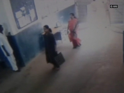 CCTV shows Sasikala 'entering' central jail; DG says not aware