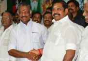 AIADMK factions finally unite, Panneerselvam is deputy CM
