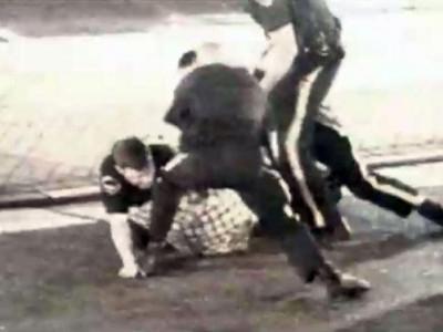 سرسی میں ایک نوجوان پر تین افراد کا حملہ