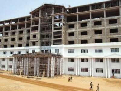 Govt urged to sanction new building for district hospital