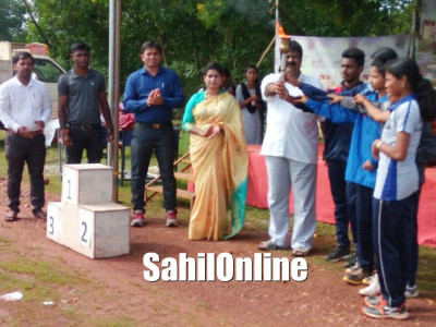 Bhatkal Taluka level PU Colleges sports meet held