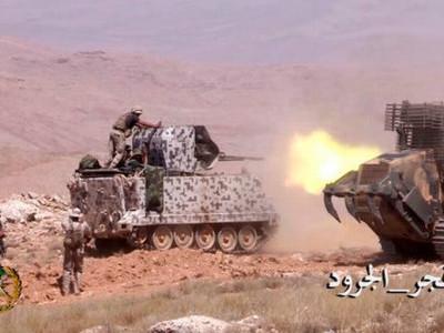داعش کے خلاف آپریشن میں 15جنگجو، 3لبنانی فوجی ہلاک