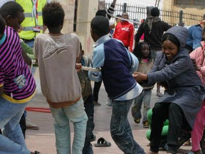 لیبیا نے داعش کے سوڈانی جنگجوؤں کے بچے رہا کر دئے