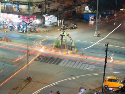 Bhatkal's historic landmark, Shamsuddin Circle set to lose its charm