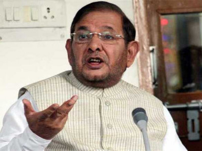 NDA govt should resign over PNB scam: Sharad Yadav