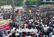Thousands raise voice demanding justice for Kavya in Mangaluru