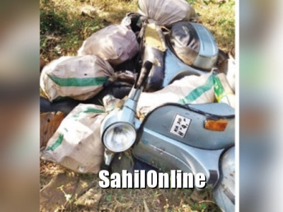 Illicit liquor seized in Karwar