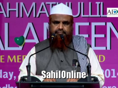 طلاق ثلاثہ بل مسلمانوں کو قابل قبول نہیں؛ یہ بل مسلمانوں میں زنا کو عام کرنے لایا جارہا ہے: بنگلور میں مولانا سید انظر شاہ قاسمی کا خطاب