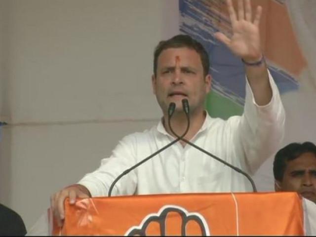 تمام چوروں کی رقم کو مودی جی نے 'سفید'کر دیا،بنیادی سوالات پر راہل گاندھی کاحملہ جاری