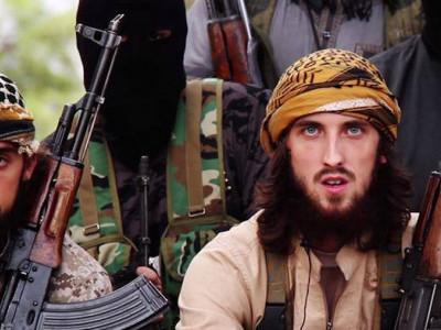 افغان 'اسلامک اسٹیٹ' میں غیر ملکی جہادیوں کی موجودگی کا انکشاف