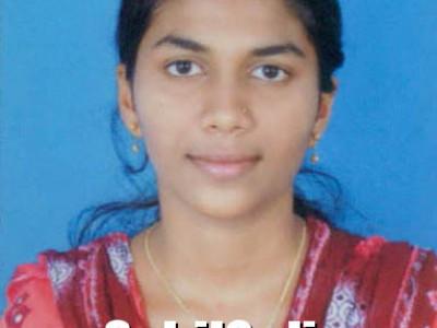 بھٹکل گروسدھیندرا کالج کی طالبہ ششما ہری کانت یونیورسٹی سطح کے مقابلے میں دوم