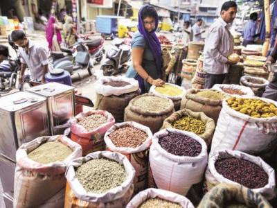 خبطی ' وکاس' کا تازہ ترین سروے ، مہنگائی آسمان پر ،اشیاء خوردنی کی قیمتوں میں اضافہ ، نومبر میں شرح 15 ماہ بلند سطح پر