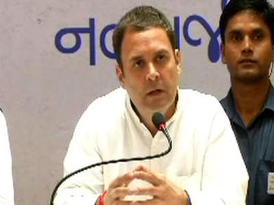 منی شنکر ایر کا بیان غلط:لیکن مودی جی نے جو منموہن سنگھ کے بارے میں کہا وہ بھی ٹھیک نہیں:راہل گاندھی