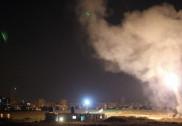غزہ: اسرائیل پر مبینہ راکٹ حملے کے جواب میں حماس کے ٹھکانوں پر بمباری