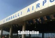 Much-awaited Mumbai flight service begins at Hubballi airport