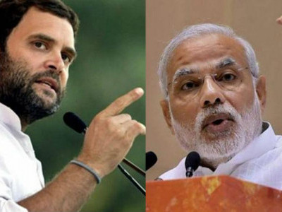 Rahul dares Modi for debate on Rafale