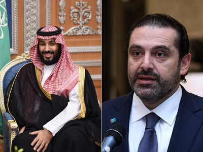 Lebanese PM Hariri 'pressured to resign' by the Saudis