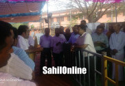 بھٹکل میں کل تشریف لائیں گے کرناٹک کے وزیرا علیٰ سدرامیا ؛  اجلاس کی تیاریاں آخری مراحل میں؛ ڈی سی اور دیگر اعلیٰ حکام نے لیا جائزہ