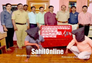Udupi: Cops nab 7, recover 1.6 kg out of 4.1 robbed gold