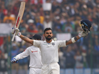India captain Virat Kohli grabs second position in ICC Test rankings