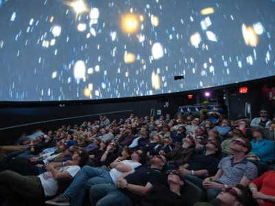 Karna 3-D planetarium to be thrown open to public in Jan,2018