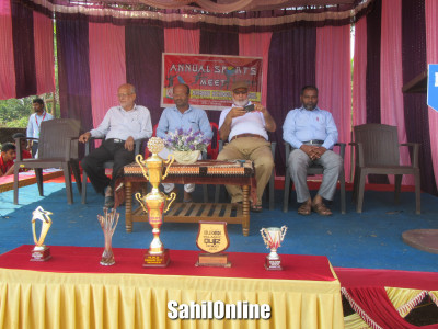 Annual Sports Day Celebrated in New Shams English Medium School. Bhatkal