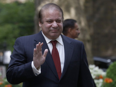Nawaz Sharif shifted to hospital from jail following heart issues