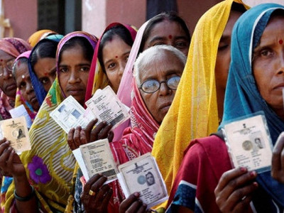 35 per cent turnout in peaceful Bijepur bypoll till noon