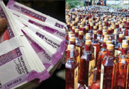 Over Rs 110 cr cash, 18.68 lakh litres of liquor seized in UP