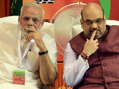 کرناٹک میں اگر رکن اسمبلی 'یرغمال'نہیں ہوتے تو ہماری حکومت ہوتی: امت شاہ