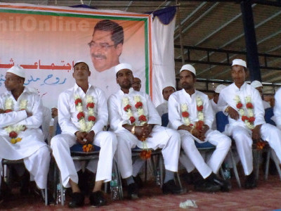 Mass marriage ceremony held at Srinivaspur, Kolar; 26-couple tie knot